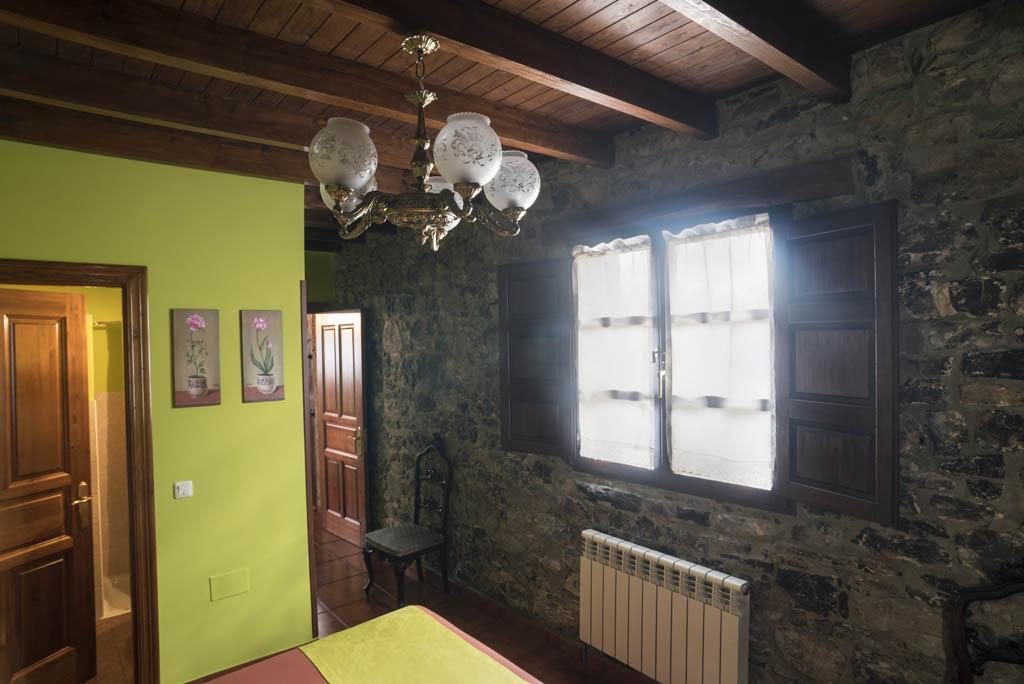 Habitación de dos camasLa Gaviella