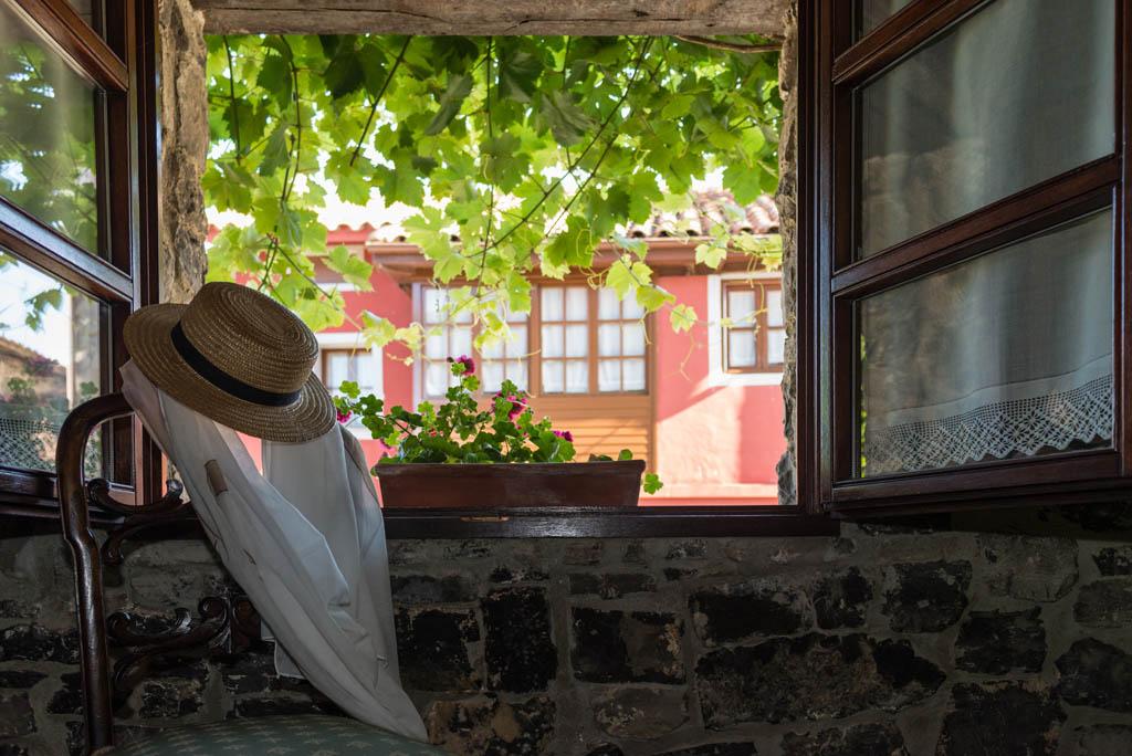 Casa de aldea en Bueño, habitación La Gaviella