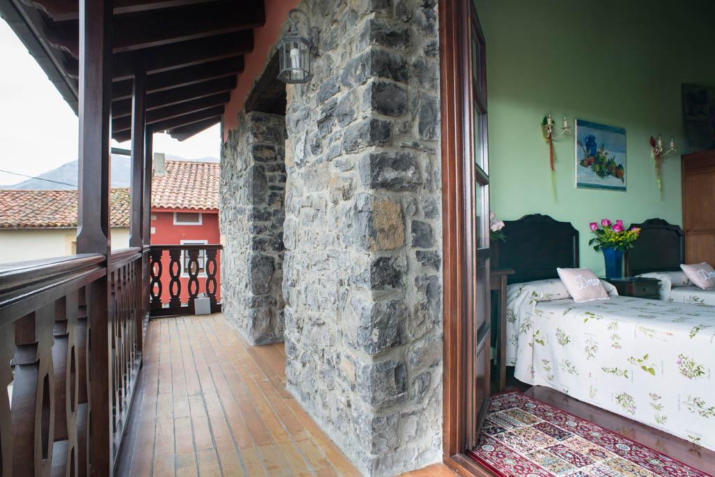 Habitación de dos camas La tanobia