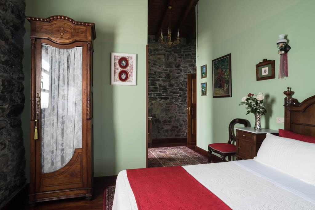Luminosa habitación matrimonial en La Labriega, Villaciciosa