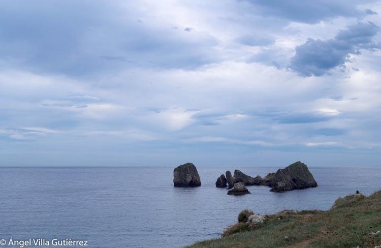 Un paseo por la costa oriental asturiana