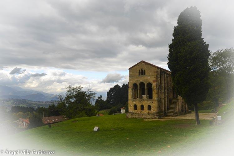 Lugares con encanco, Prerrománico de Asturias