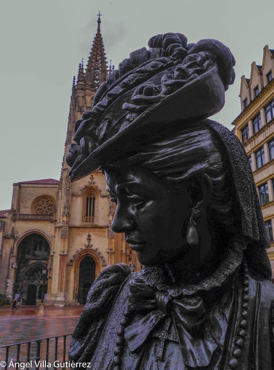 Oviedo y La Regenta